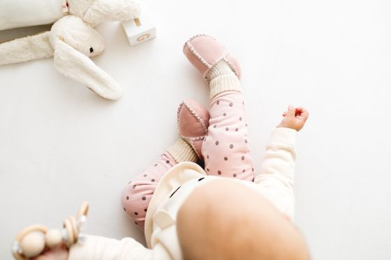 Rolly baby winter pink 1