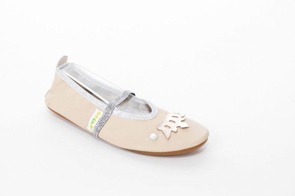School slippers beauty crown girls 2