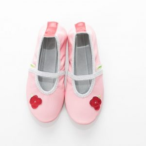 School slippers beauty rose pink
