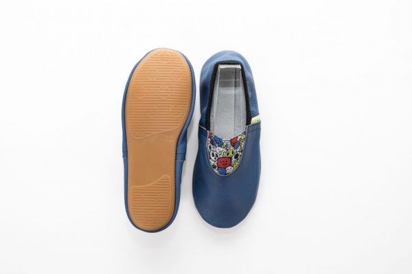 School slippers vibe boys rolly nonslip sole