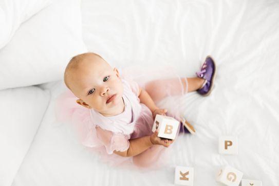 Toddler unicorn rolly toddler kindergarten slippers