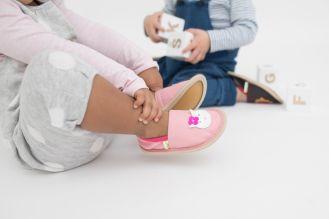 Kindergarten slippers rolly toddler girl boy