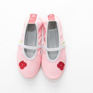 School slippers beauty rose pink