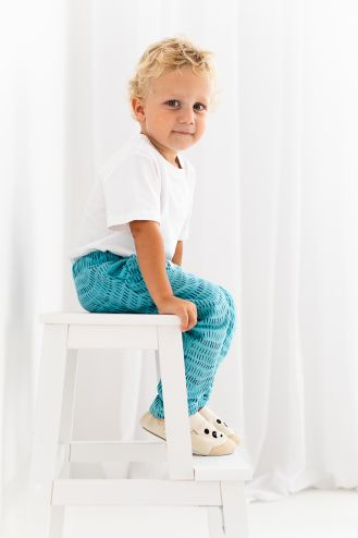 Rolly mini bunny slippers for kindergarten