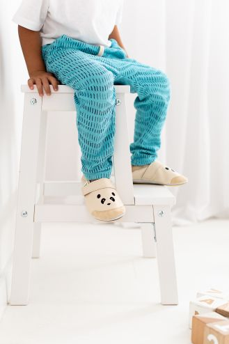 Rolly slippers mini bunny kindergarten